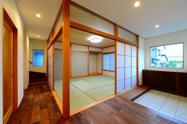 鯖江市/S様邸 和室 (1)